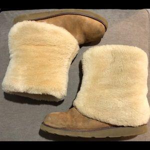 Fur UGG Boots